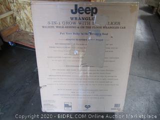 Jeep Wrangler Walker
