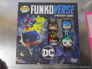 Pop! Funkoverse DC Comics Batman