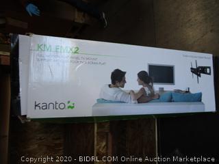 Kanto Full Motion Flat Panel TV Mount