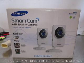 Samsung Smart Cam Wifi Security Cameras