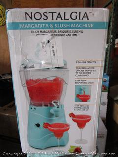 Nostalgia Margarita Slush Machine