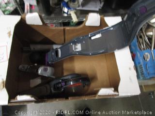 Black + Decker Cordless Hand Vacuum