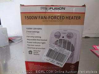 Fan Forced Heater