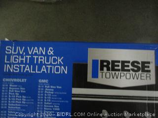 Reese Tow Product Multi Fit Hitch