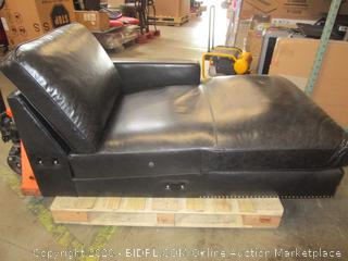 Leather Couch Piece