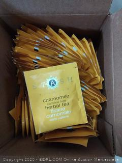 stash premium chamomile caffeine-free herbal tea 100 count