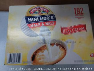 Land O Lakes mini moos half and half 192 servings