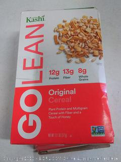Kashi lean original cereal(2 boxes)