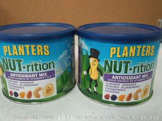 Planters nutrition antioxidant mix (2 cans)