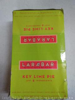 Larabar Fruit & Nut Food Bar Gluten Free Key Lime Pie -- 16 Bars