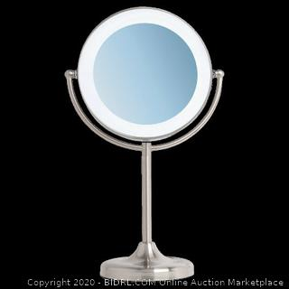 Feit Electric LED Lighted Mirror 1X & 10X Magnification (retail $45)
