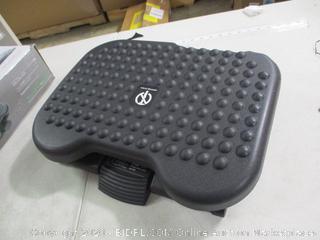 Mind Reader- Ergonomic Adjustable Footrest (damage, please see pictures)