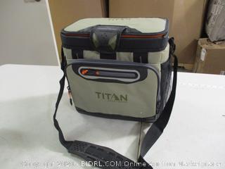 Titan- Deep Freeze- Zipperless Cooler