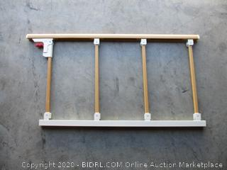 MyBow Nursing - Swing Down Bed Rail/Assist Handle