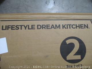 Step2 Lifestyle Dream Kitchen (All Items Pictured)