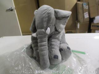 Grifil Zero- Elephant Plush Toy/ Pillow