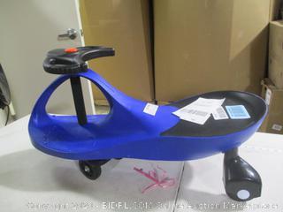 Lil' Rider- Ride On Wiggle Car- Blue