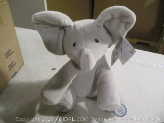 Baby Gund- Sing & Play- Flappy The Elephant