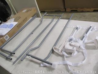 """Regalo- Swing Down Extra Long Bedrail 54"""""""