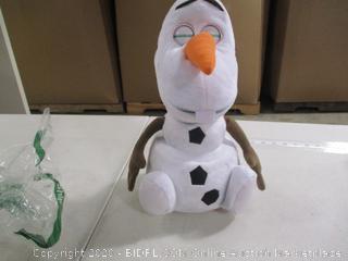 Disney- Frozen 2- Follow Me Friend- Olaf