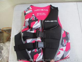 Airhead Women's CAMO COOL Kwik-Dry Neolite Flex Life Jacket (Adult Small)