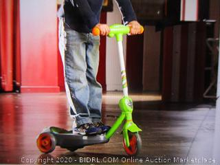 Huffy Dragon Bubble Scooter