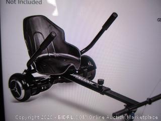 STK HoovyKart- Go Kart Conversion Kit For Hoverboards (Missing Seat)