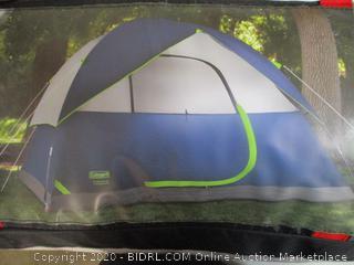 Coleman Sundome 6 Person Tent ($214 Retail)