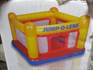 """Intex Playhouse Jump-O-Lene Inflatable Bouncer, 68"""" X 68"""" X 44"""""""