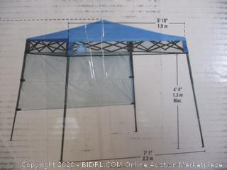 Quik Shade - Go Hybrid Sun Protection Pop-Up Canopy (6' x 6')