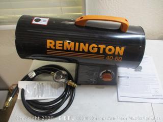 Remington - Propane Heater ($138 Retail)