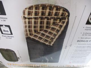 "TETON Sports - Celsius XL Sleeping Bag (90"" x 36"")"