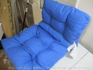 """QILLOWAY - Outdoor/Indoor Seat Cushion (42"""" x 21"""" x 4.7"""")"""