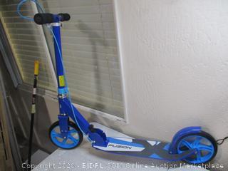 Fuzion - City Glide Scooter