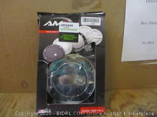 AMI Billet Aluminum Fuel Door