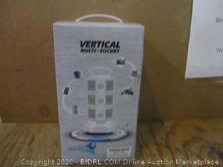 Vertical Multi-Socket  Power Strip Tower
