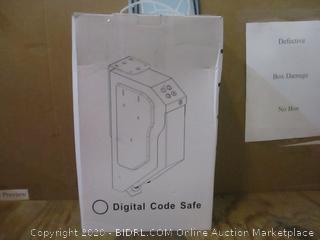 Digital Code Safe