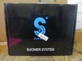 Sunrise Shower System