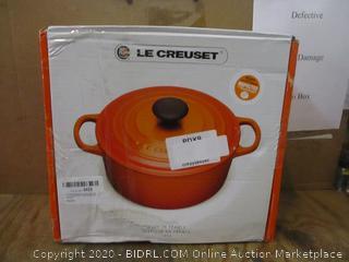 LeCreuset Covered Pan