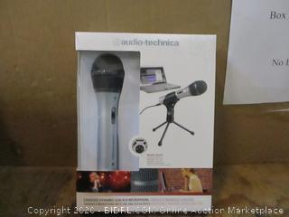 Audio-technica Cardioio Dynamic USB/XLR Microphhone