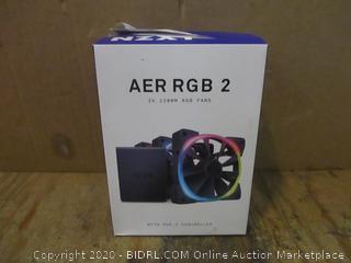 AER RGB 2 3X 120MM RGB Fans