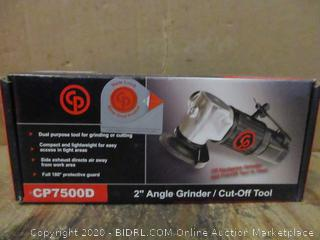 """2"""" Angle Grinder/Cut Off tool"""