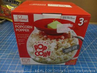 Micro Pop Popcorn Popper