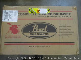 Pearl Roadshow Drumset