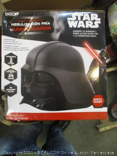 Star Wars Ultrasonic Cool Mist Humidifier