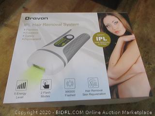 Dravon IPL Hair Removal System