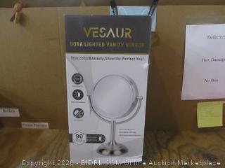 Vesaur 90RA Lighted Vanity Mirror