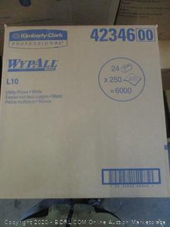 Wypall Utility Wipes