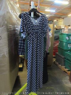 Long Dress  P-SML