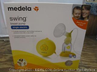 Medela Swing breast Pump  Single Electric